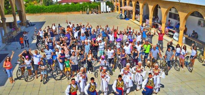 """5. Klasik Bisikletlerle Güzelyurt Turu ve Kültür Günü"""" 29 Eylül'de"""