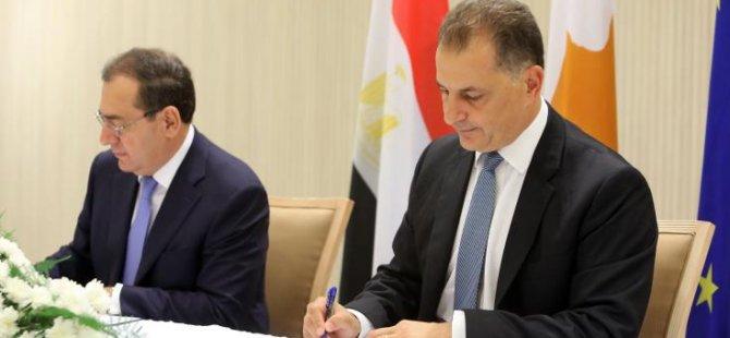 """""""Al Ahram"""" gazetesine göre Kıbrıs'tan Mısır'a doğal gaz boru hattının maliyeti 800 milyon dolar olacak"""