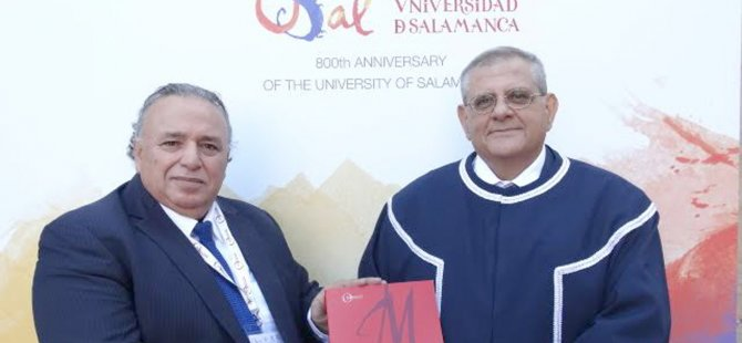 DAÜ, Uluslararası Magna Charta sözleşmesi'ni imzaladı