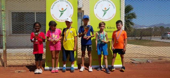 KKTF 8 yaş yaz kupası tamamladı