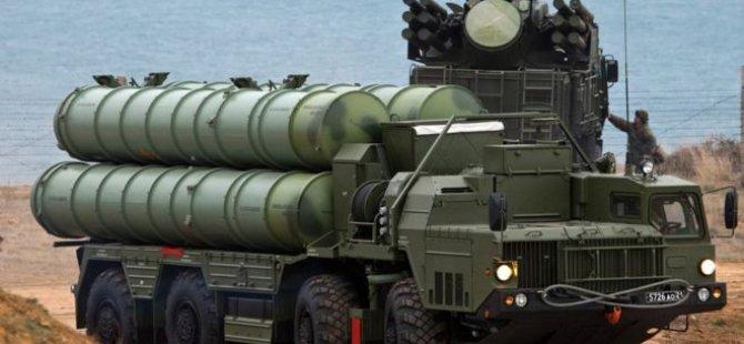 ABD'den Rusya'dan S-400 ve savaş uçağı alan Çin'e yaptırım
