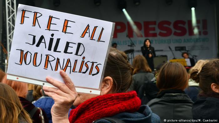 Almanya'da hak savunucularından Erdoğan'a protesto hazırlığı