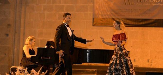 21. Türksoy Opera günleri konseri gerçekleştirildi