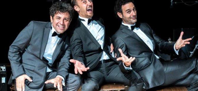 """""""Biraderler Cabaret"""" yarın akşam Girne Amfitiyatro'da"""