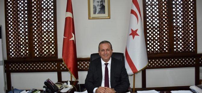 Ataoğlu'nun, 27 Eylül Dünya Turizm Günü mesajı…