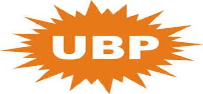 UBP'de kurultaya doğru