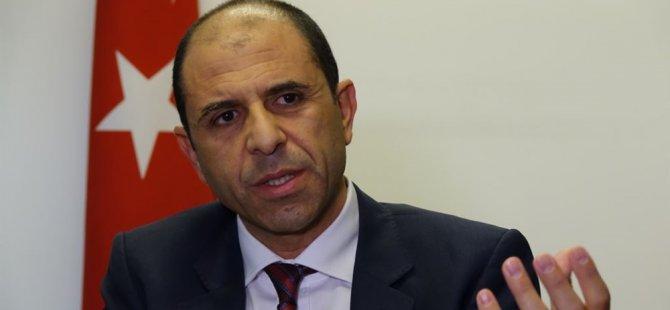 """Özersay: """"Kıbrıs'ta yeni bir sorgulama sürecine ihtiyaç var'"""