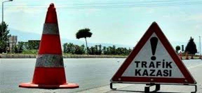 Haftalık Trafik Raporu: 74 kaza, 32 yaralı