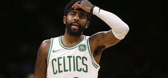 NBA yıldızı Kyrie Irving 'Dünya düzdür' dediği için özür diledi