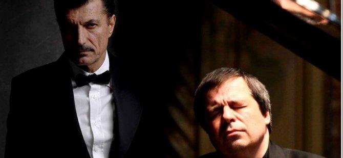 Burhan Öçal & Alexey Botvinov Konseri 5 Ekim'de Bellapais Manastırı'nda