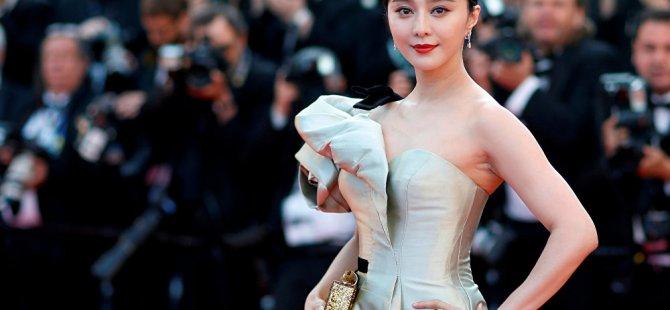 Çin'de vergi kaçıran aktrise 130 milyon dolar ceza