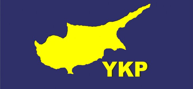 YKP Kıbrıs çözüm sürecinde çıkmazın devam edeceğine inanıyor