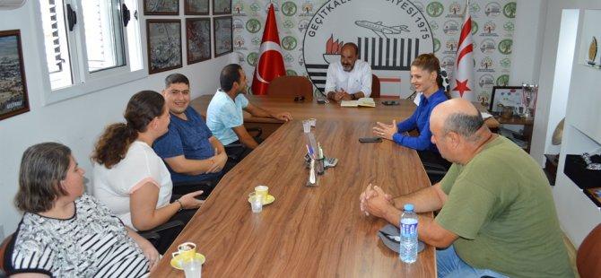 Geçitkale Belediyesi Engelli Meclis'i çalışmalarına başladı