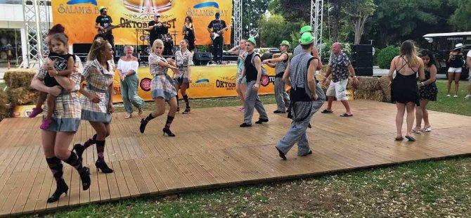 Oktoberfest Salamis'te kutlandı