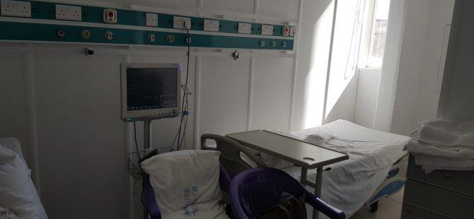 Kıbrıslı Dostlar'dan Lefkoşa Nalbantoğlu Hastanesi'ne üçüncü oda