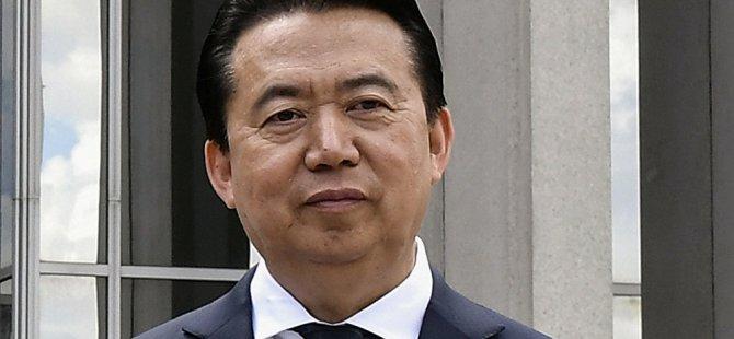 Interpol'da şok: Çinli başkan kayıp