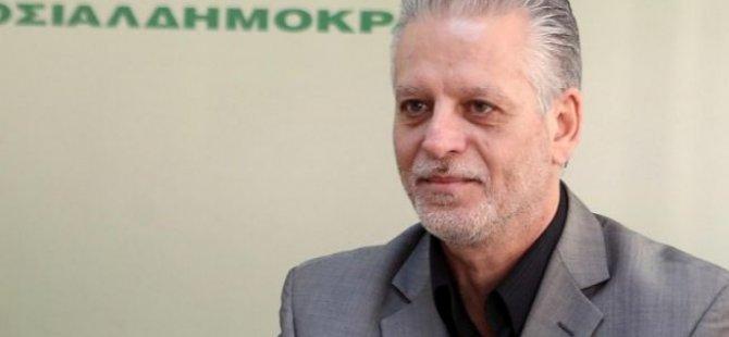 """Sizopulos: """"İki toplumlu ve iki kesimli federasyonun terk edilmesi kaçınılmaz"""""""