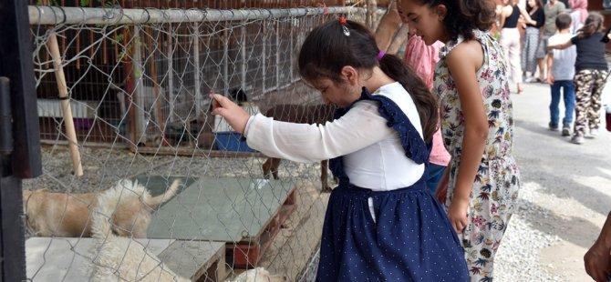 Yeşilyurt Özel Eğitim Merkezi öğrencileri Lefkoşa'yı gezdi