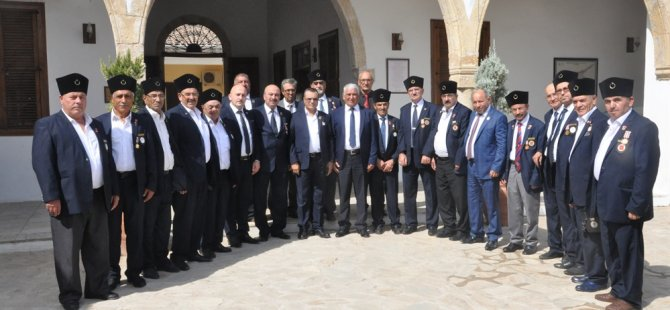 """Özçınar: """"Gazilerin Kıbrıs Türk Halkının varoluşu için verdiği mücadele unutulmaz"""""""