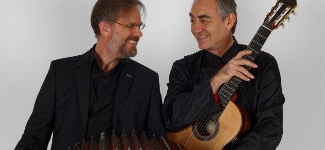16. Uluslararası Kuzey Kıbrıs Müzik Festivali'nde bu akşam Salman & Korad Duo konseri var