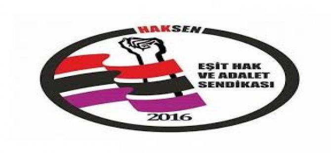 Haksen'den 9 Ekim dünya posta günü kutlama mesajı