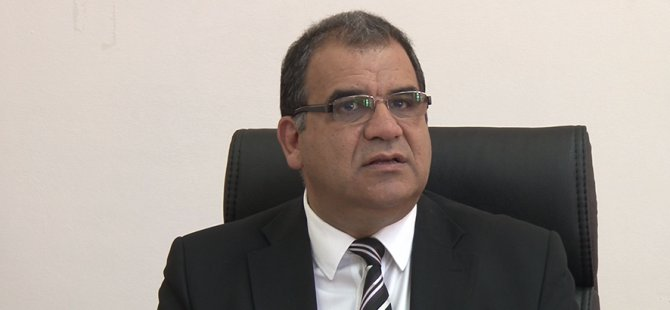 Sucuoğlu,KISAA temsilcileri ile görüştü.