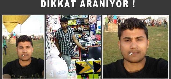 Polis, Özgöçmen'in öldürülmesi olayı zanlısı Salman'ı arıyor
