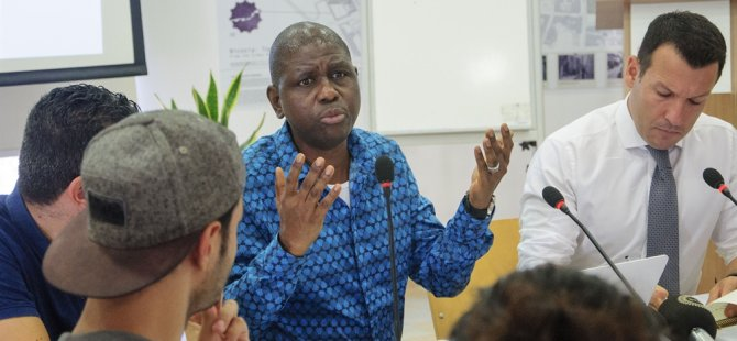 Barış ve İnsan Hakları Gazeteciliği atölye çalışması ara bölgede başladı