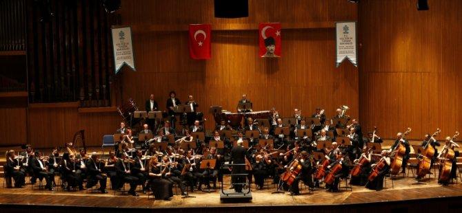 Cumhurbaşkanlığı Senfoni Orkestrası İle Çukurova Devlet Senfoni Orkestrası birleşik konserler gerçekleştirecek