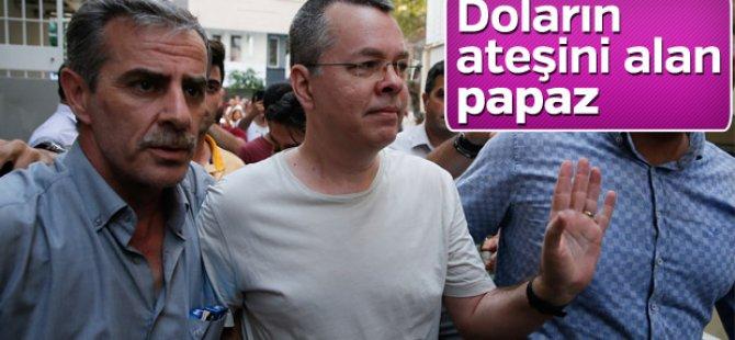 Papazın ardından: Dolar/TL'deki düşüş sürüyor