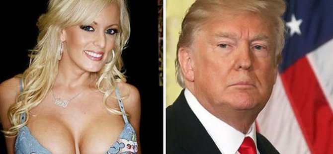 Trump'tan porno yıldızı Stormy Daniels'a: At suratlı