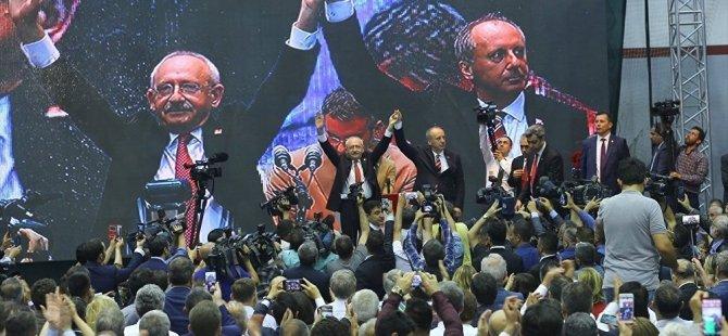 Kulis: CHP'de anket yapıldı, taban İstanbul'da İnce'nin aday gösterilmesini istiyor