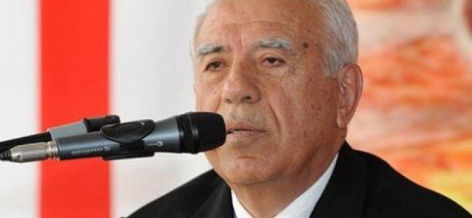 """Bora: """"Kıbrıs'ta iki devletli çözüm zamanıdır"""""""