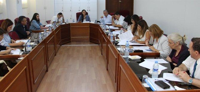 Meclis Komitesi bulaşıcı hastalıklar yasa tasarısı'nın genel görüşmesini yaptı