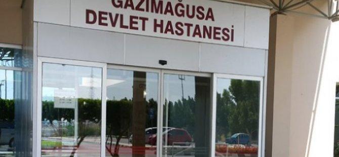Gazimağusa Devlet Hastanesi'ne bugün 112'den ulaşılabilecek