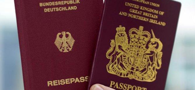 Nazilerden kaçanlar Brexit sonrasında Alman vatandaşlığını geri istiyor