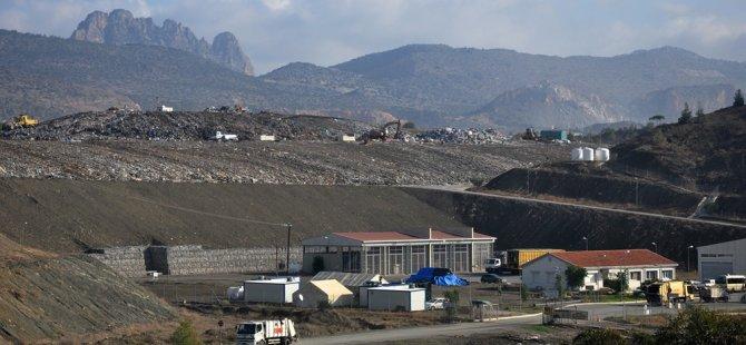 Güngör düzenli katı atık depolama tesisinde kapasite arttırımı