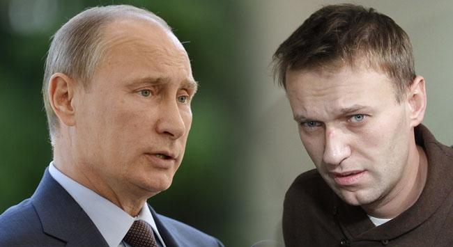 Putin'in rakibine hapis yolu göründü