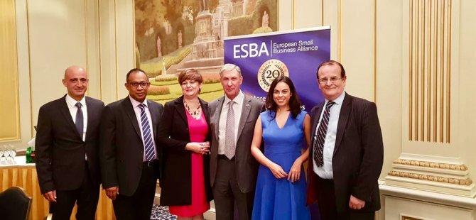 Ticaret Odası, ESBA'da temsil edildi
