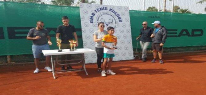 KKTF GMBTK 12-16 yaş yaz kupası tamamlandı.