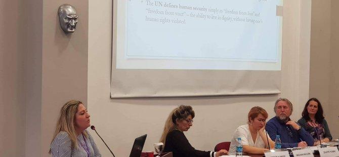 Yakın Doğu Üniversitesi İnsani Güvenlik Konferansında Temsil Edildi