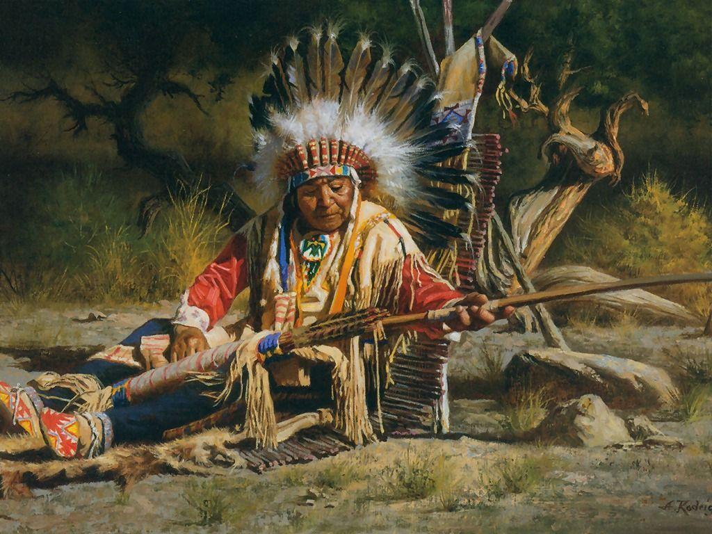 Kızılderili deneklere sert tepki