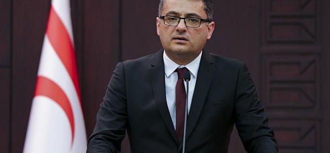 Erhürman: Gevşek federasyonla sorunumuz olmaz