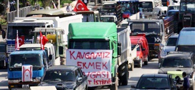 Dikkat! Yarın Lefkoşa'da eylem var, trafik karışacak!