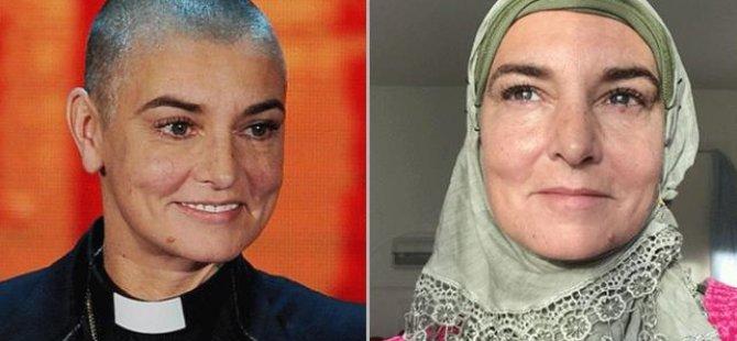 Dünyaca ünlü İrlandalı  şarkıcı müslüman oldu
