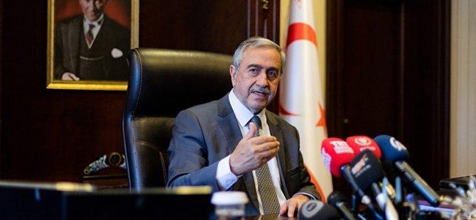 Akıncı, Yeni Havalimanı açılış töreni için Pazartesi İstanbul'a gidecek