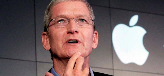 Apple CEO'su Tim Cook: Eşcinsel olmak, bana tanrının en büyük hediyesi