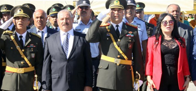 """Direk: ''Cumhuriyet, Türk milletine bırakılmış en büyük miras"""""""