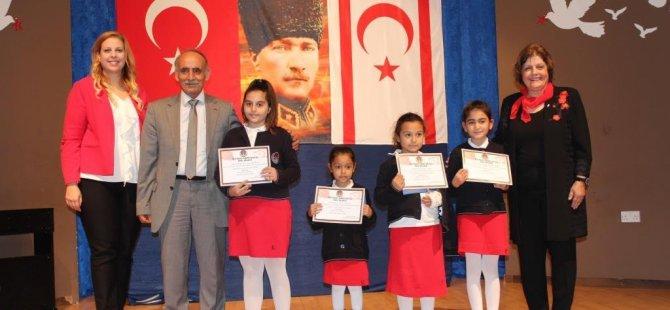 Ted Kolejde Cumhuriyet Coşkusu