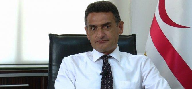 """Tarım Bakanı Oğuz, eski hükümeti eleştirdi: """"Halkı inim inim inlettiniz"""""""